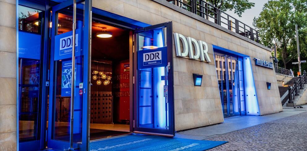 Berlin-Kurztrip mit DDR Museum 57360