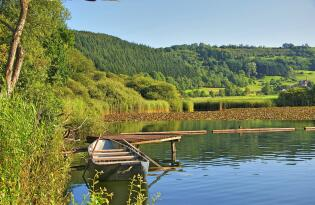 First Class Erholungsurlaub inmitten der Naturkulisse der Eifel