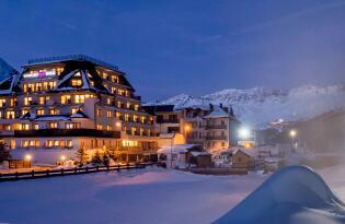 4* Hotel Alpenland in Obergurgl