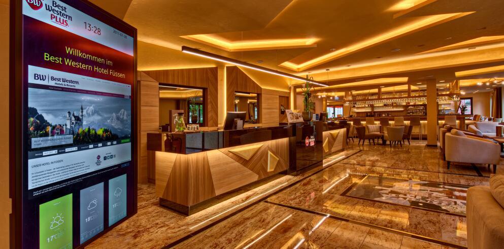 Best Western Plus Hotel Füssen 57740