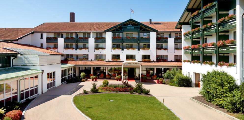 Hotel Das Ludwig 5779