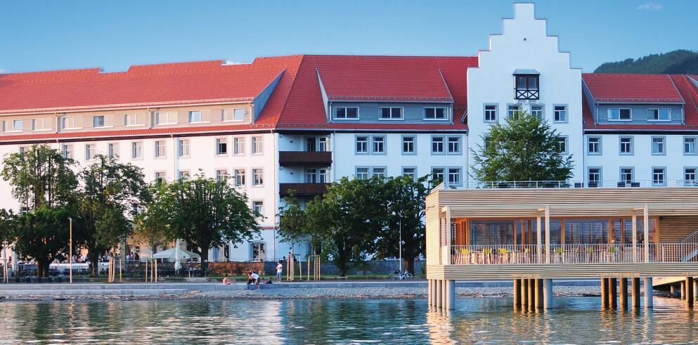 Seehotel Am Kaiserstrand 57822
