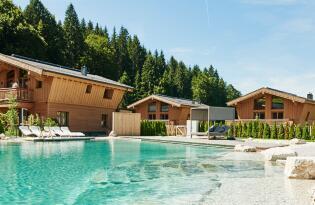 Wohlfühlmomente mit Sauna und Wellness in Ihrem Chalet in Tirol