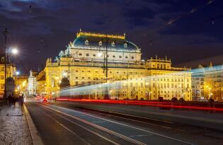 4* Hotel Occidental Praha