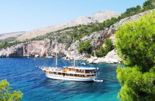 8 Tage Blaue Reise Kroatien