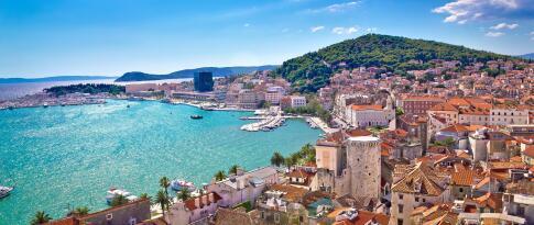 Stadtführung in Split, Trogir und Dubrovnik