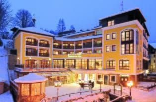 4* Hotel Saalbacher Hof