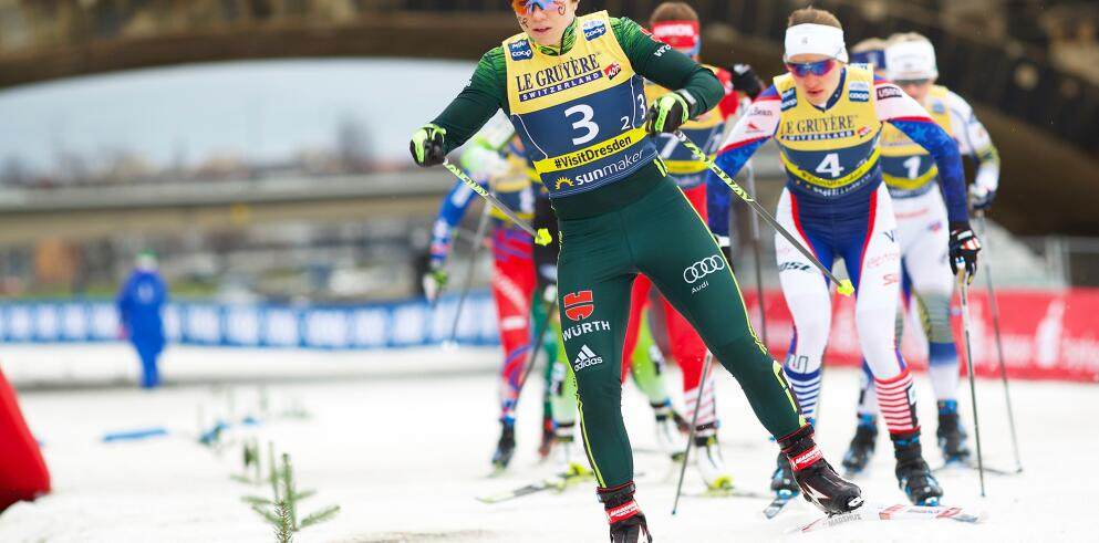 FIS Skiweltcup Dresden 58442