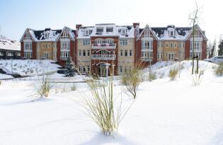 4* Grand Hotel ter Duin an der Nordsee