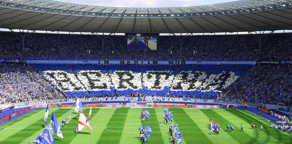 Hertha BSC Heimspiele 19/20 58598