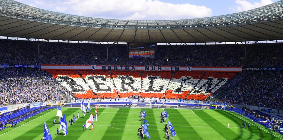 Hertha BSC Heimspiele 19/20 58599