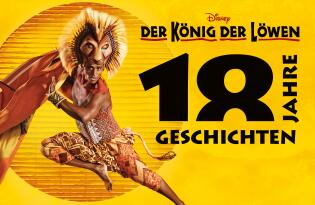 EIN MEILENSTEIN DER MUSICALGESCHICHTE FEIERT SEINEN 18. GEBURTSTAG