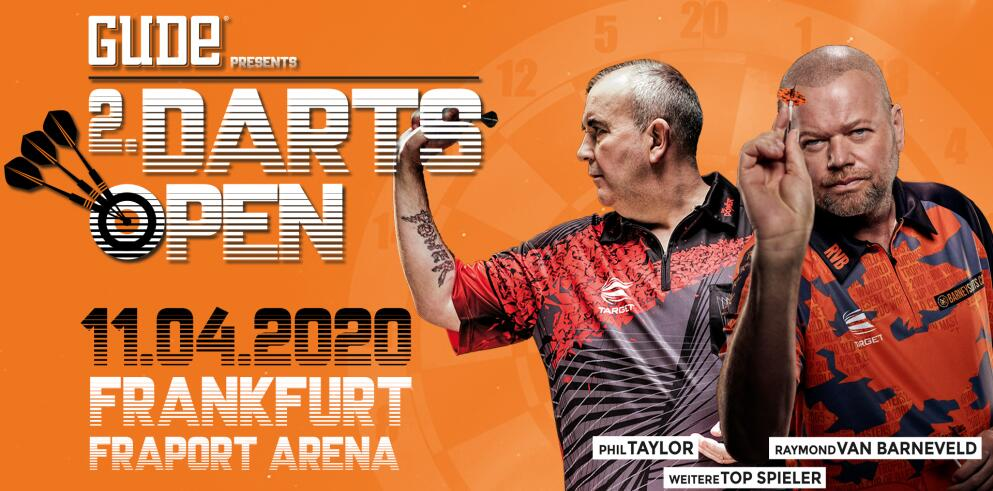 Darts Open Frankfurt 58650