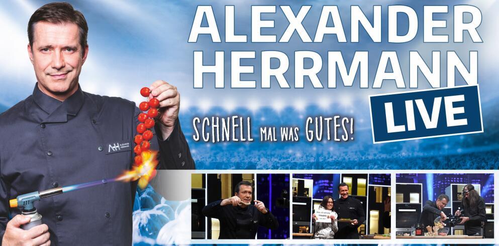 Alexander Herrmann Show – Schnell mal was Gutes 58653