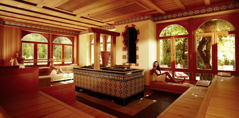 Sieben Welten Therme & Spa Resort 58715