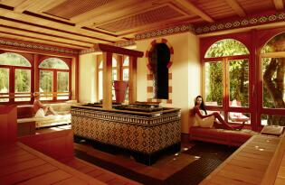 Sieben Welten Therme & Spa Resort Fulda inkl. Premium Hotel