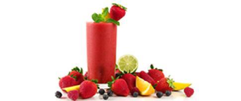 Vitaminreicher Welcome Drink bei Anreise