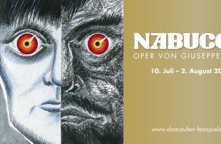 DomStufen-Festspiele Erfurt 2020 »Nabucco« + Hotelübernachtung