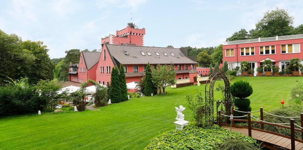 The Lakeside Burghotel zu Strausberg 59210
