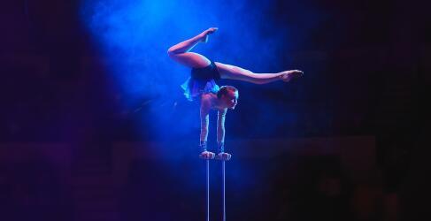Cirque du Soleil Berlin 2020