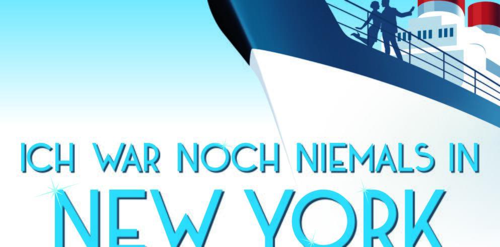 ICH WAR NOCH NIEMALS IN NEW YORK 59496