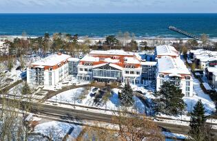 4* Seehotel Großherzog von Mecklenburg