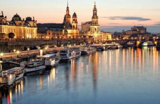 Außergewöhnlicher City Trip im Herzen der barocken Altstadt von Dresden