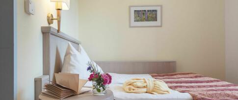 Französisch-Bett-Zimmer