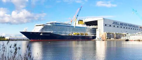 Meyer Werft Besichtigung inkl. Shuttle Service