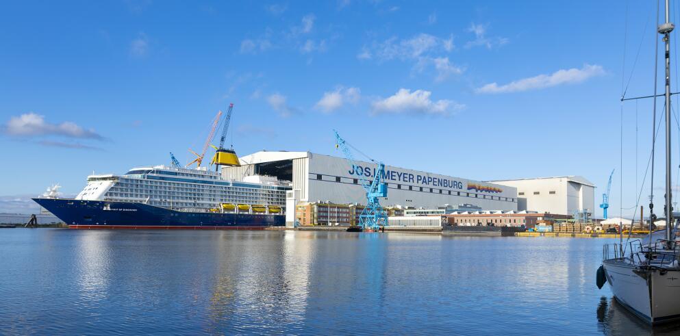 Kedi Hotel Papenburg + Meyer Werft Besichtigung 60186