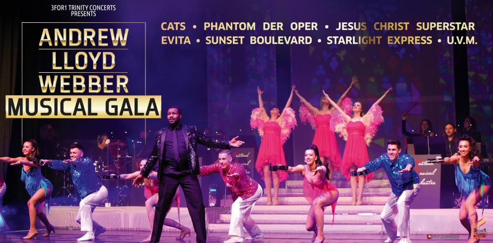 Andrew Lloyd Webber Gala Frankfurt 60197