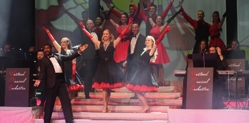 Andrew Lloyd Webber Gala Frankfurt 60198