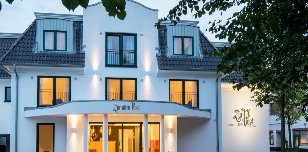 Hotel Zur alten Post 60229