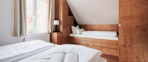 Premium Lodge Plus mit zwei Schlafzimmern