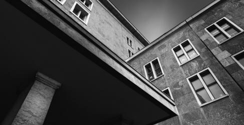 Gebäude Berliner Moderne