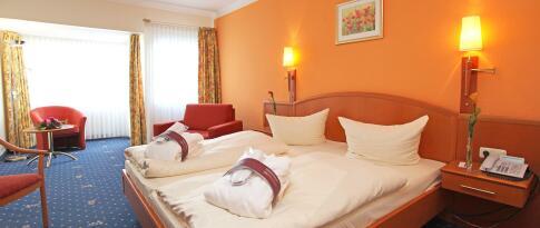Komfort Doppelzimmer mit Balkon