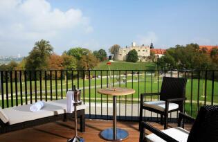 Stilvolle Atmosphäre & moderne Architektur am Schlossberg Heidenheim
