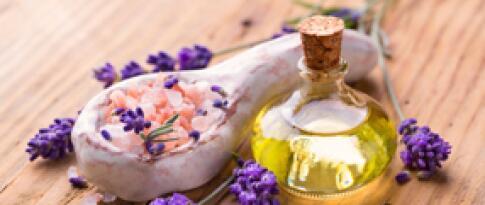 Aroma-Ölbad for Lovers (30 Minuten)