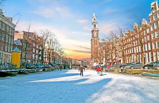 4* Hotel Amsterdam De Roode Leeuw