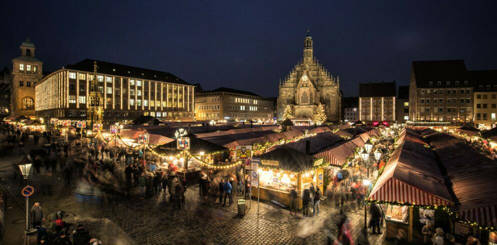 Christkindlesmarkt Nürnberg Weihnachtspass 61312