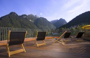 Himmlische Wohlfühltage mit kulinarischen Highlights in den Bergen