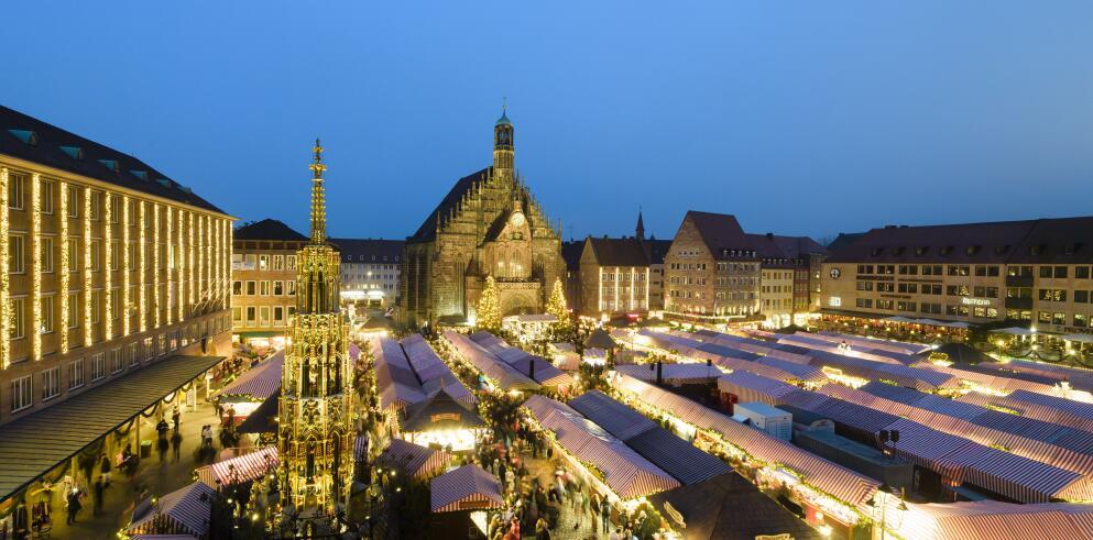 Christkindlesmarkt Nürnberg Weihnachtspass 61395