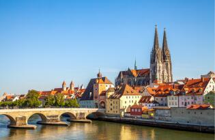Städtereise in die größte mittelalterliche Stadt Deutschlands