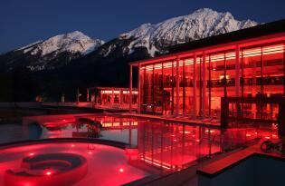 Wohltuender Thermenurlaub im Berchtesgadener Land