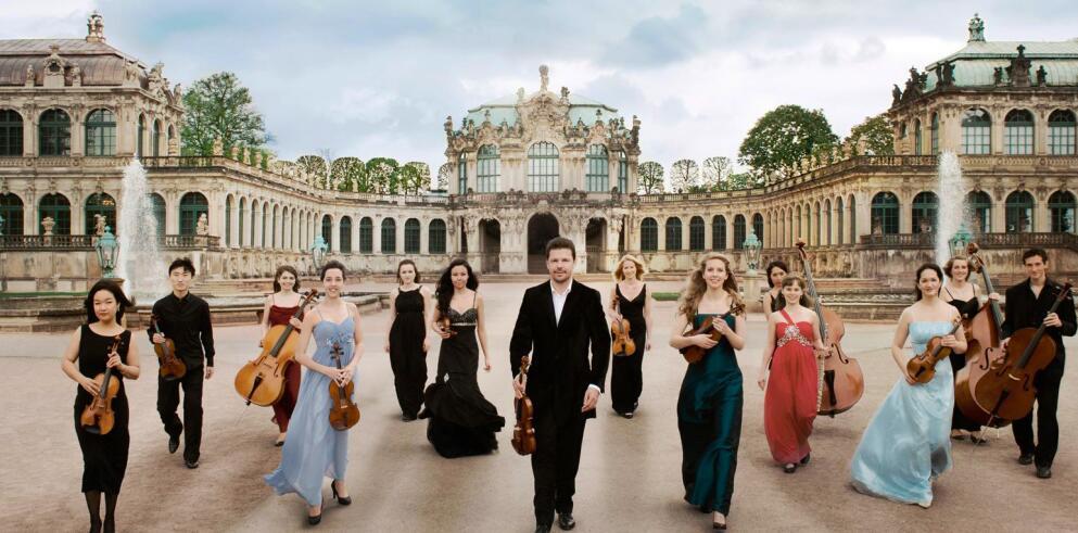 Cityreise Dresden mit Residenz Konzert 61627