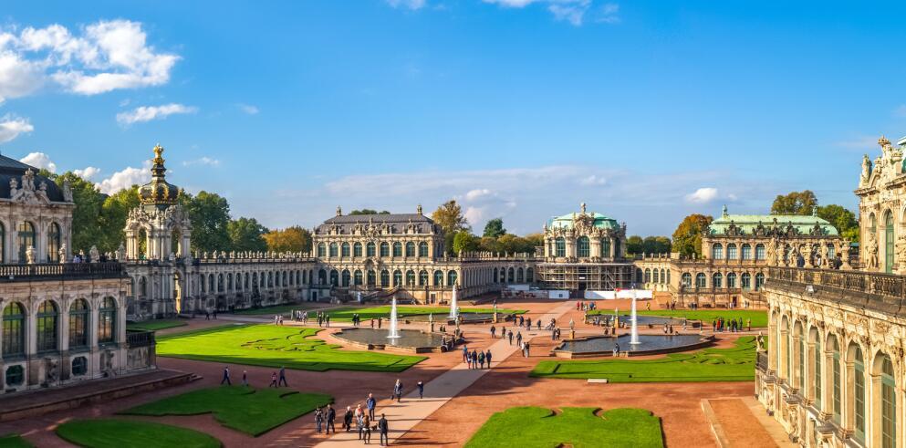 Cityreise Dresden mit Residenz Konzert 61632