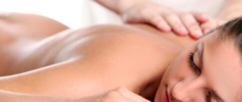 Nacken-Schulter-Massage (30 Min.)