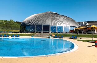 Badespaß für Groß und Klein in der Freizeitanlage Tournesol Idstein