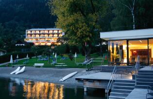 Entspannte Urlaubszeit am idyllischen Ossiacher See in Kärnten