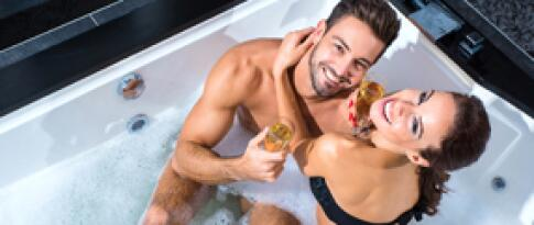 Private Spa für 2 Personen